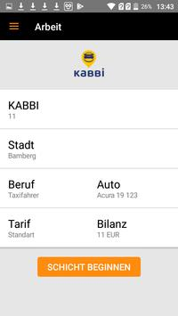 KABBI Driver screenshot 1