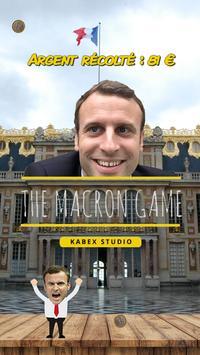 The Macron Game apk screenshot