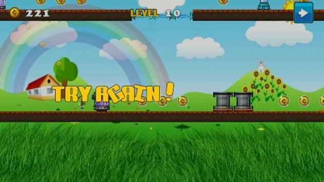 Si Kancil Adventure apk screenshot