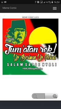 Meme Bonek Surabaya apk screenshot