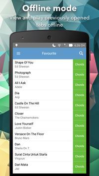 Guitar Tabs and Chords screenshot 1