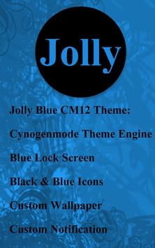 Jolly Blue CM12 poster
