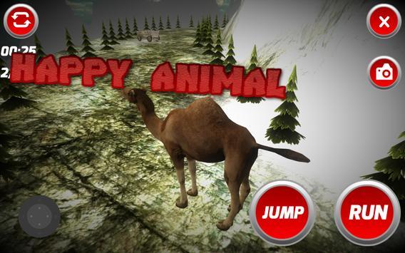 3D Camel Hill Climb poster