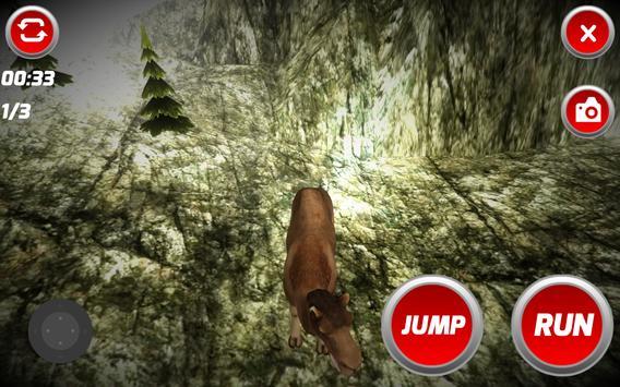 3D Camel Hill Climb apk screenshot