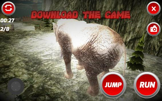 Wild Elephant Rampage apk screenshot