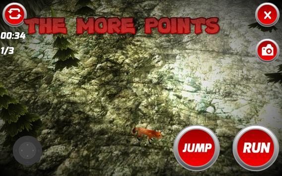 Fox Hill Climb apk screenshot
