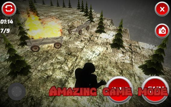 Gorilla 3D Simulator apk screenshot