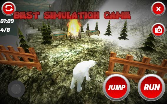 Polar Bear 3D apk screenshot