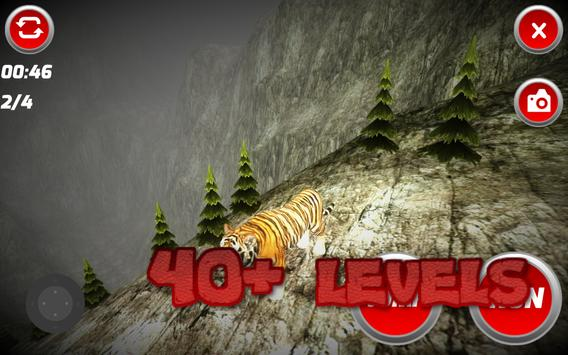 Tiger Wildlife screenshot 8