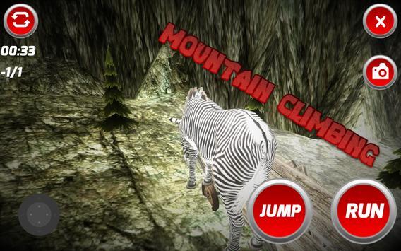 Zebra 3D Simulation apk screenshot