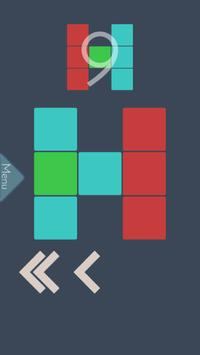 9741 - 2D Rubik's Cube Puzzle screenshot 2