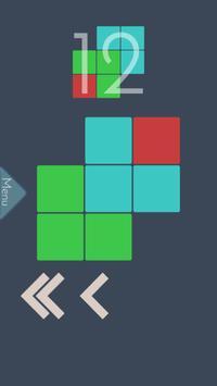 9741 - 2D Rubik's Cube Puzzle screenshot 3