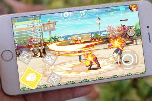 Kungfu Fight 2017 apk screenshot