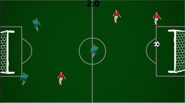 เตะฟุตบอลฟุตซอล apk screenshot