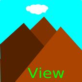 山岳展望 icon