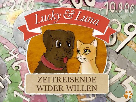 Lucky & Luna poster