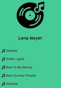 Lena Meyer Lyrics Top Hits poster