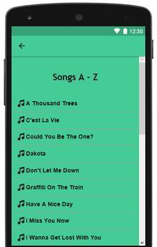 Stereophonic Lyrics Top Hits screenshot 3