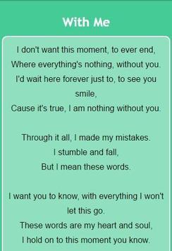 Sum 41 Lyrics screenshot 1