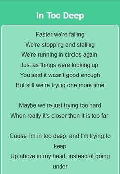 Sum 41 Lyrics screenshot 3