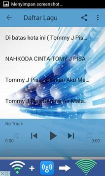 Lagu Kenangan Tomy J. Pisa Paling Hits screenshot 1