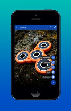Cool Fidget Spinner Wallpaper apk screenshot