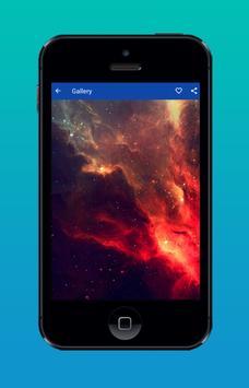 Cool Space Galaxy Wallpaper apk screenshot