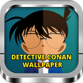 Detective Wallpaper Conan icon