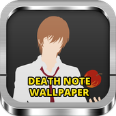 Death Anime Note Wallpaper icon