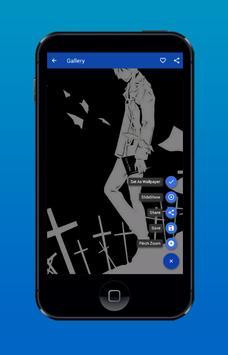 Death Anime Note Wallpaper apk screenshot