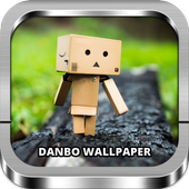 New Danbo Wallpaper icon
