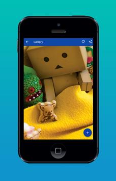 New Danbo Wallpaper apk screenshot