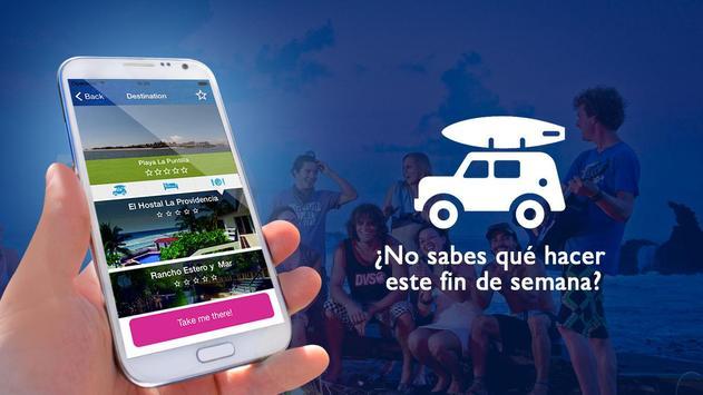 Travel El Salvador poster