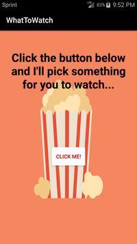 Random Movie Picker poster