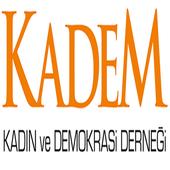 KADEM / KADIN VE DEMOKRASİ DER icon