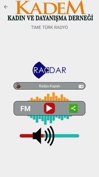 KADEM / KADIN VE DEMOKRASİ DER apk screenshot