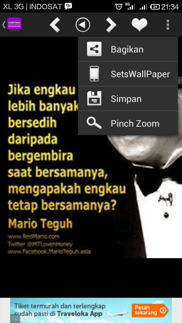 DP BBM Kata Bijak Motivasi For Android APK Download