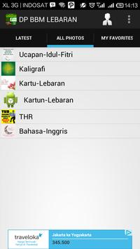 DP BBM Lebaran Idul Fitri apk screenshot