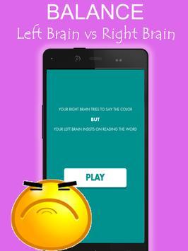 Freak Brain Quiz poster