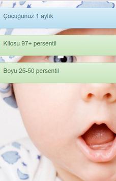Persentil Hesaplama apk screenshot