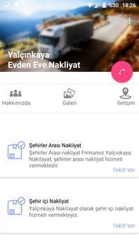 Yalçınkaya Evden Eve Nakliyat poster