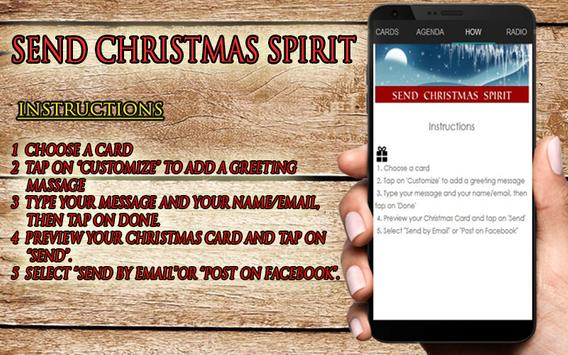 Christmas Wishes and Songs apk screenshot
