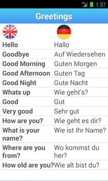 German vocabulary lists apk download free education app for german vocabulary lists apk screenshot m4hsunfo
