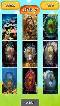 Sea anemone Jigsaw Puzzles screenshot 1