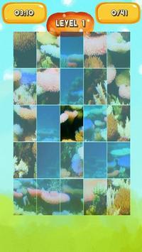 Sea anemone Jigsaw Puzzles screenshot 2