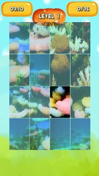 Sea anemone Jigsaw Puzzles screenshot 3