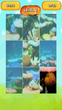 Sea anemone Jigsaw Puzzles screenshot 4