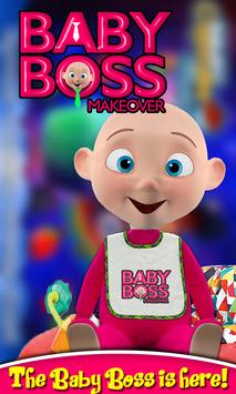 The Baby Boss Dress up & Care poster