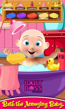 The Baby Boss Dress up & Care screenshot 12