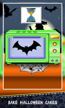 Halloween Cake Maker! Spooky Desserts Cooking Chef screenshot 2